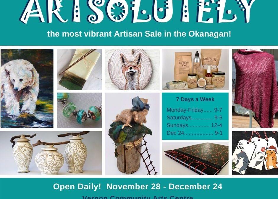 Artsolutely Artisan Sale