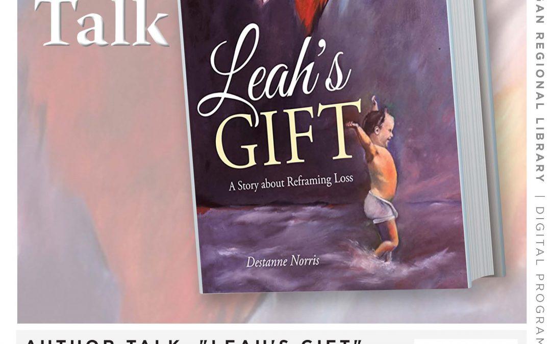 Leah's Gift – Author Talk