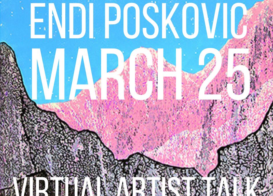 Endi Poskovic – OPT Artist Talk