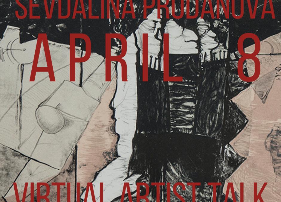 Sevdalina Prodanova – OPT Artist Talk