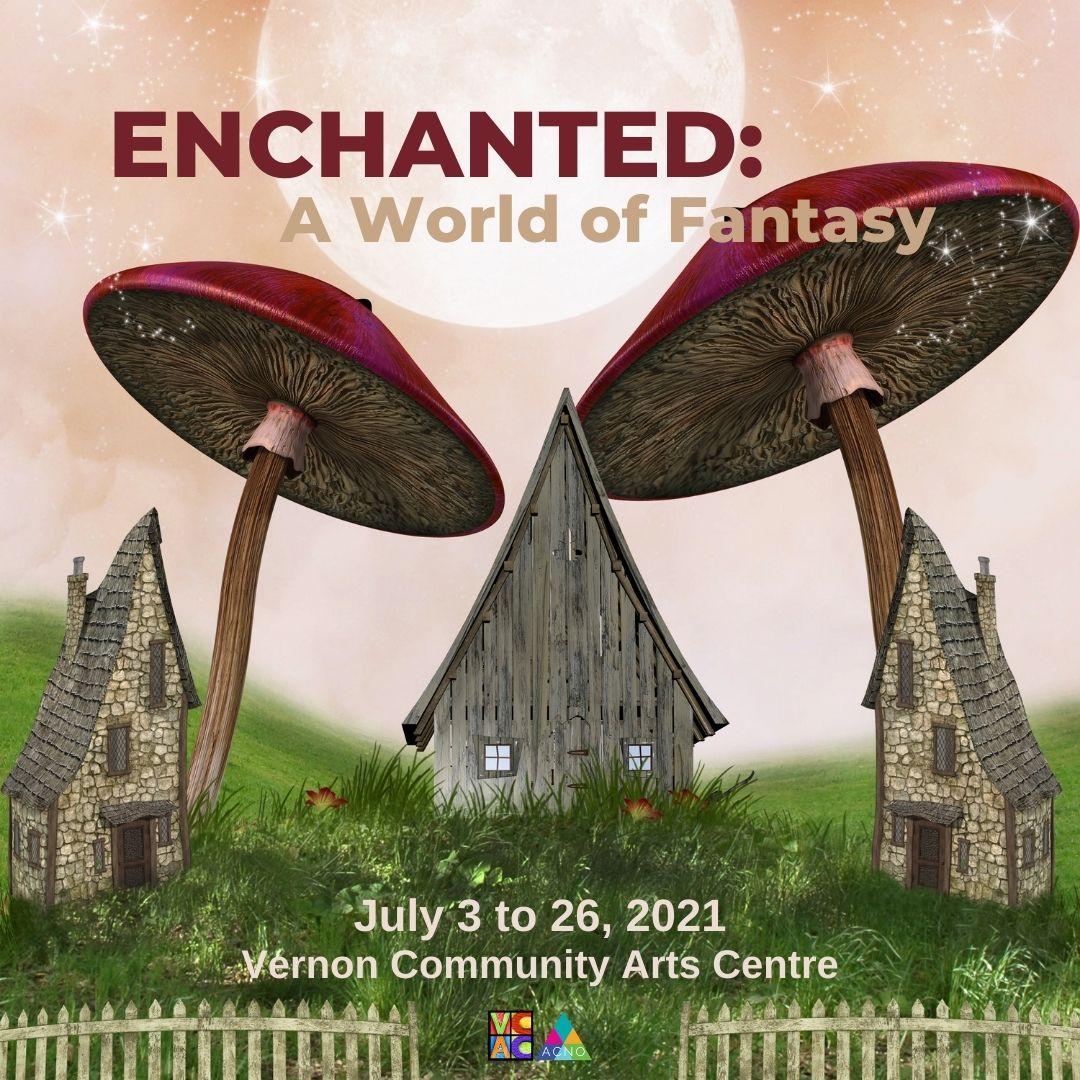 Enchanted: A World of Fantasy