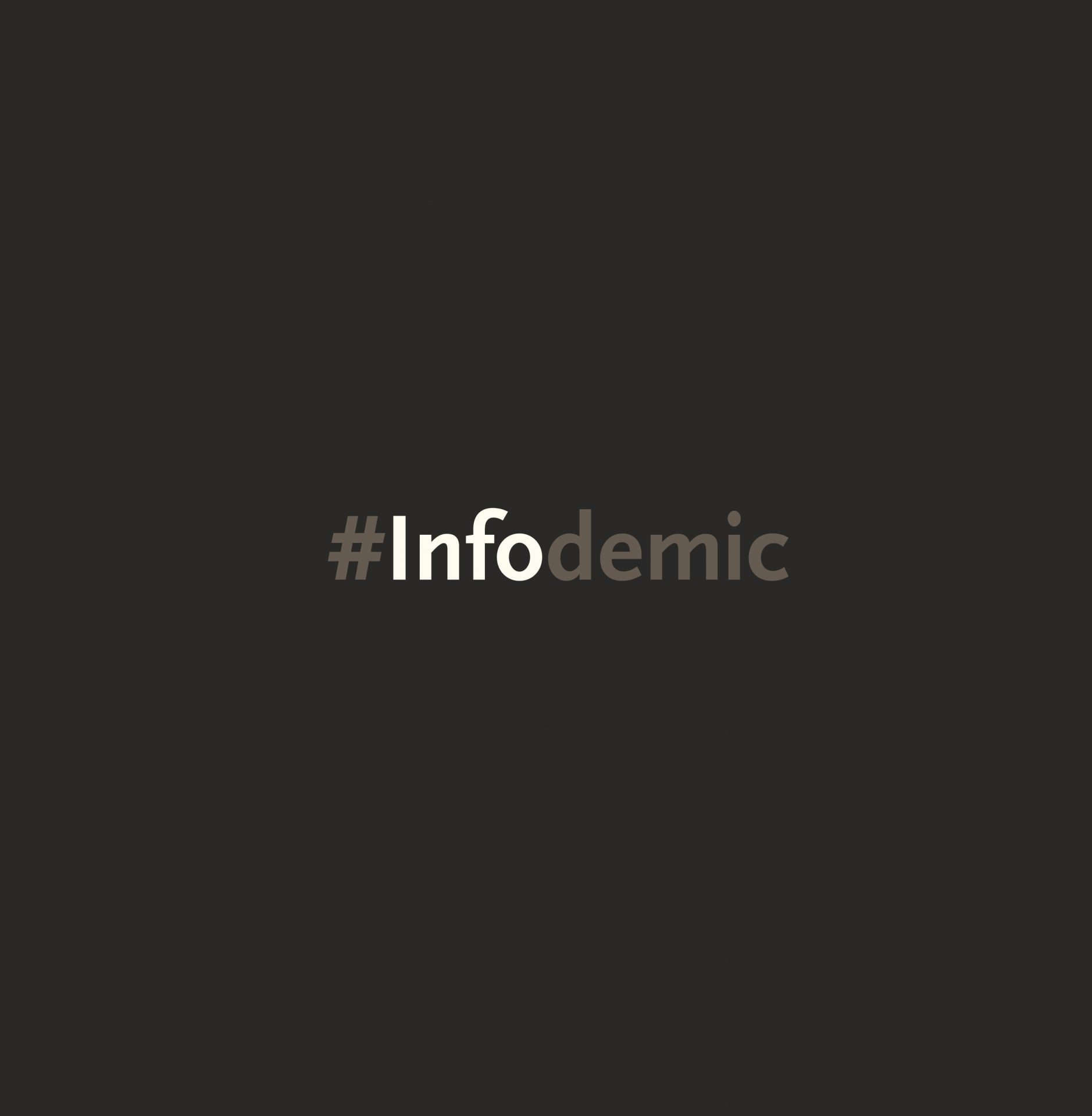 Infodemic – Exhibition by Sean Caulfield & Sue Colberg