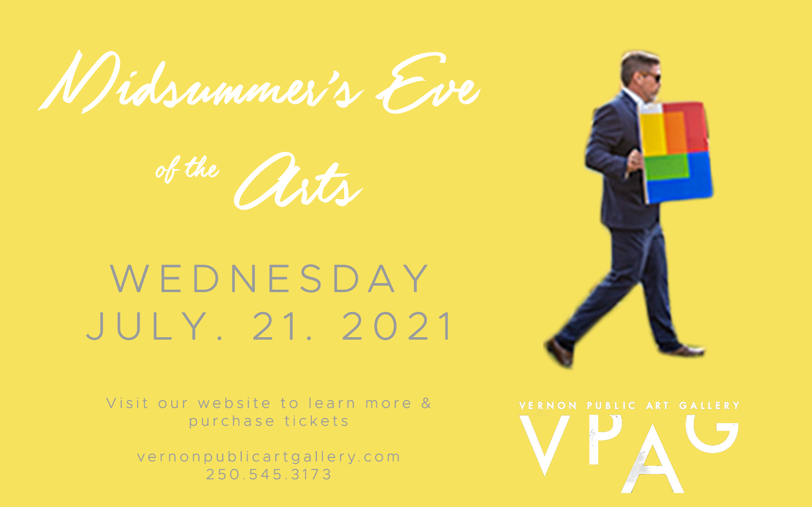 Midsummer's Eve of the Arts