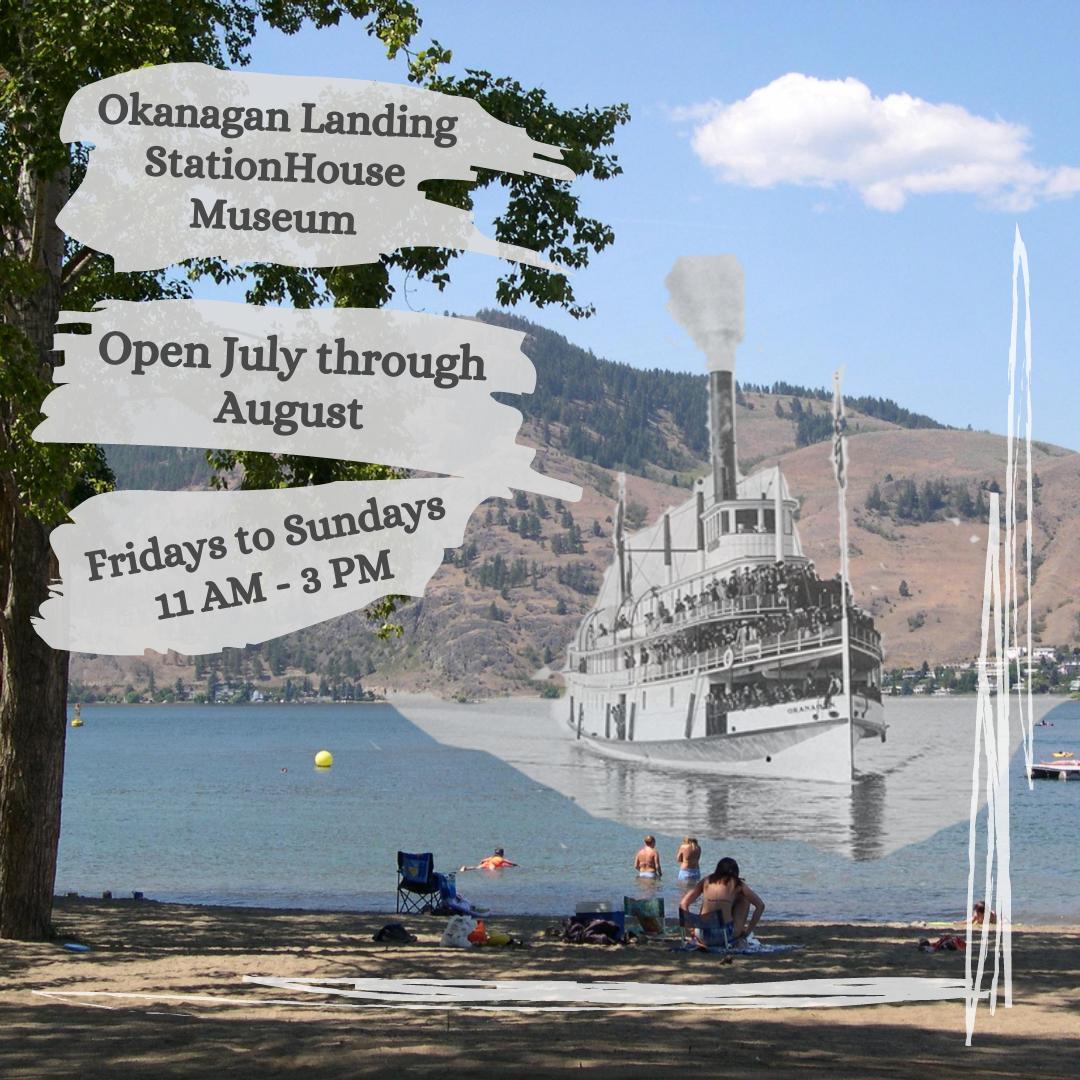 Okanagan Landing Stationhouse Museum