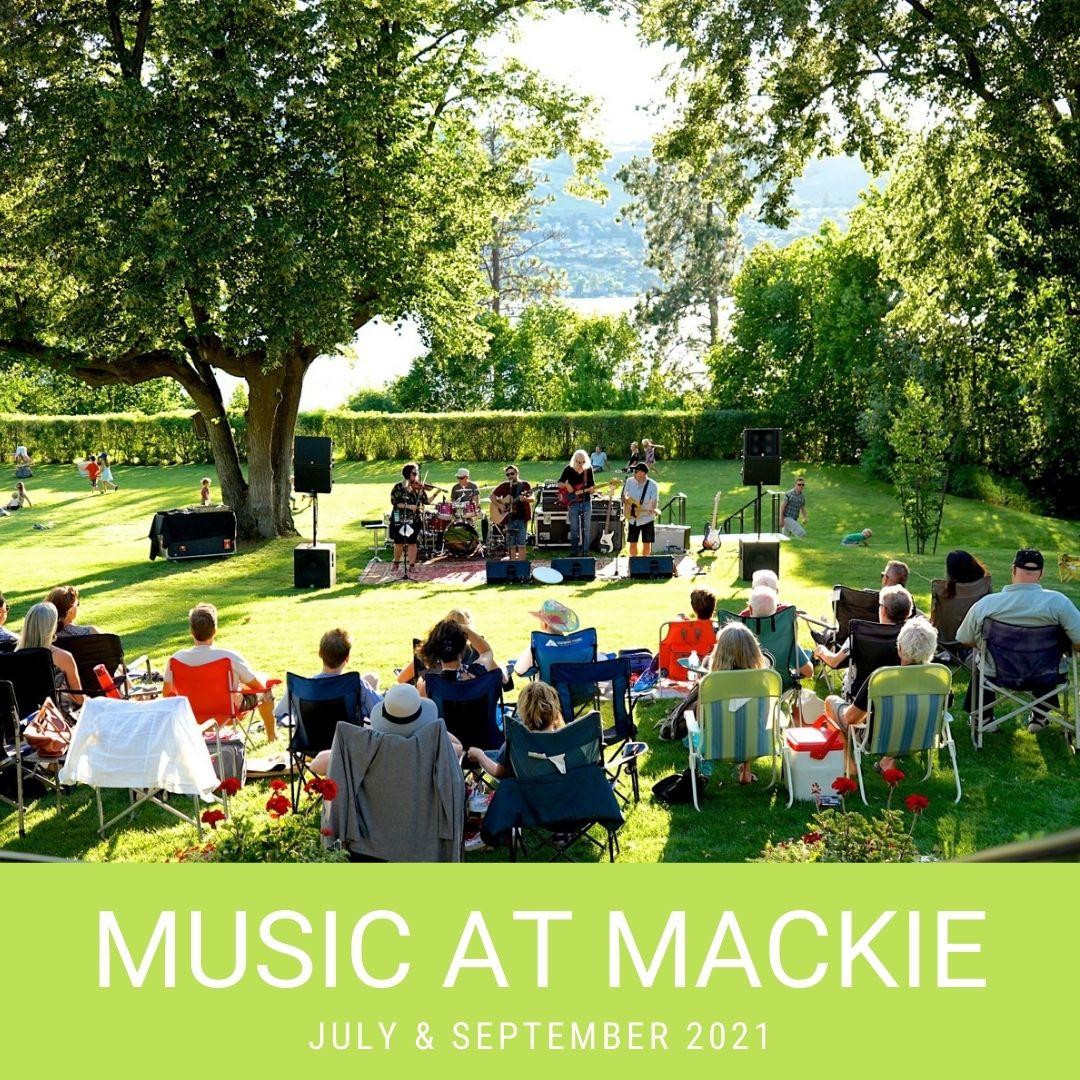 Music at Mackie